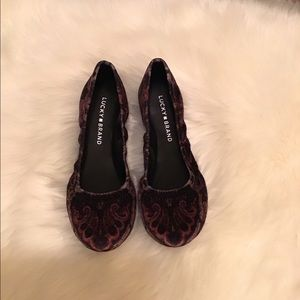 Lucky Brand Flats | Size 7M | NWOT